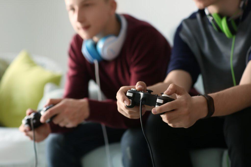 Verschillende consoles